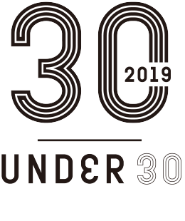 30 UNDER 30 2019 Powered by MONTBLANC